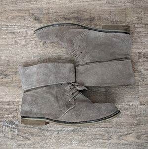 Brown MIA Booties / Boots